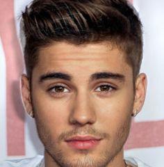 Is Justin Bieber Hotter Than Zayn Malik? We Asked a Facial Attractiveness Expert Zayn Malik Body, Beard Neckline, Belleza Diy, Justin Bieber Photos, Best Barber, Cool Mens Haircuts, Beautiful Men Faces, Beautiful Babies, Gorgeous Men