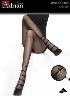Rajstopy DANY&STONES #adrian #adrianinspiruje #tights #shining #fashion #beauty #woman #elegant #beautiful