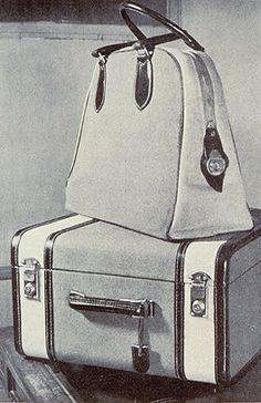 1930s Gucci bag