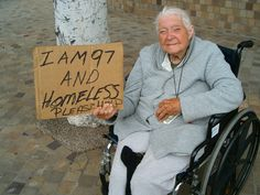 Have you seen any #oldage#homeless person expecting help? Feel free to inform us at -