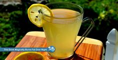 the Drink which Magically Burns Fat Over Night - Foood Style