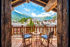 Sommerurlaub im Luxuschalet von Bramble Ski - The Chill Report Bramble, Designers Guild, Zermatt, Balcony, Skiing, Relax, Europe, Tours, Patio