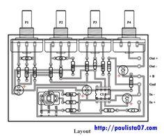 Eletrônicos Diy, Electronics Projects, Diagrama De