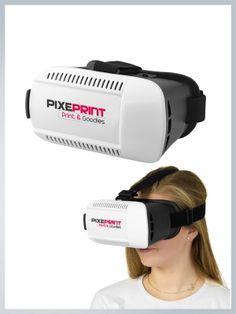 Casque de réalité virtuelle personnalisé - Lunette VR personnalisée Objet  Publicitaire Personnalisé, Casque Vr, 3c18202c38ee