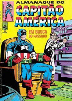 Capitão América n° 44/Abril | Guia dos Quadrinhos