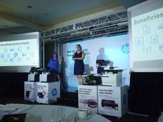 Tour de Impresión de HP en el Hotel W Polanco @hpmexico