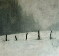 New Drawing Ideas Creative Landscape 36 Ideas Abstract Landscape Painting, Watercolor Landscape, Landscape Art, Landscape Paintings, Painting Snow, Winter Painting, Creative Landscape, Encaustic Painting, Winter Landscape