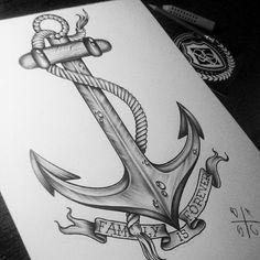 New Artwork Edward Miller. Anchor