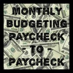 We dont live paycheck to paycheck, but money is tighter now that Im not working and we have student loans. Ive tried budget apps and cant find one I like so her tips might really make a difference in getting a good budget going. Ways To Save Money, Money Saving Tips, Money Tips, Mo Money, Managing Money, Budgeting Finances, Budgeting Tips, Just In Case, Just For You