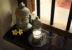 Rang-Decor {Interior Ideas predominantly Indian}: buddha love continues...