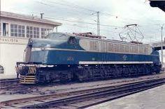 locomotivas companhia paulista -