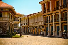 "Las Casas Filipinas de Acuzar is an open-air museum and heritage park in Bagac, Bataan, Philippines. The resort's theme is ""Pride in the past, hope for the future"" Wikipedia House Architecture Styles, Architecture Concept Drawings, Historical Architecture, Historical Landmarks, Philippines Culture, Manila Philippines, Philippines Travel, Filipino Architecture, Philippine Architecture"