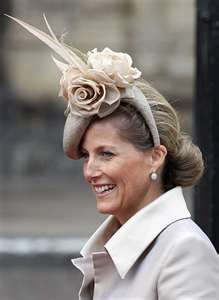 Headband style hat