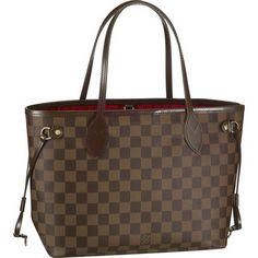 Louis Vuitton Damier Ebene Canvas Neverfull Pm N51109 Aiy