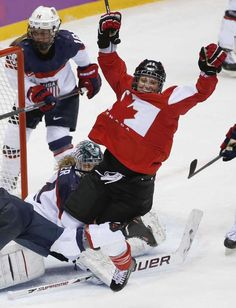 6f042316aef Canadian women know Olympic gold standard expected in hockey