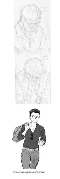 http://blog.ohmynews.com/overkwon/540882   아이패드 프로 스케치 오버권 iPad sketch pro