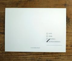 The Every Occasion Card