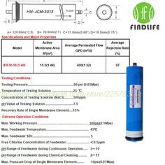 44ae186bc filter Picture - More Detailed Picture about Water Filter 400gpd RO Membrane  BW30 3013 400 For Reverse Osmosis System Water Purifier NSF Picture in Water  ...