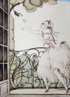 Art by Gerda Wegener