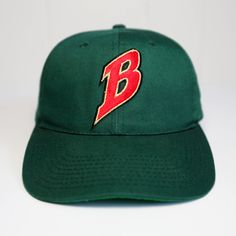 Bisons early 2000 s dad hat. Vintage Sportswear 35e915de6