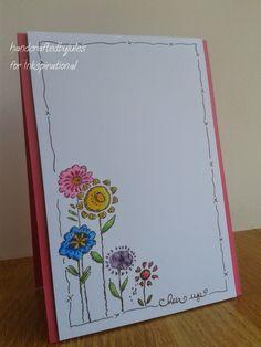 Inkspirational: Challenge 57 - Bloom