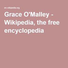Grace O'Malley - Wikipedia, the free encyclopedia