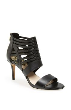 Strappy sandals for the summer party gal