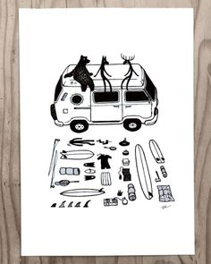 Jonas Claesson – illustrations, t-shirts, prints & fun stuff