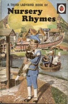 THE THIRD LADYBIRD BOOK OF NURSERY RHYMES Tales and Rhymes Series 413 Matt Hardback 1972