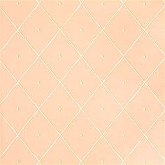 Tudor #wallpaper in #pink from the Serendipity collection. #Thibaut