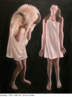 Magda Vacariu Contemporary Portrait Painter Artist Painter Artist, Oil On Canvas, Saatchi Art, Original Paintings, My Arts, Contemporary, Portrait, Fictional Characters, Drapery