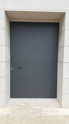 Puerta de madera forrada de chapa MS-PUE420                                                                                                                                                                                 Más