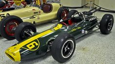 Indianapolis Motor Speedway Museum, Indianapolis Picture: Jim Clark - Check out Tripadvisor members' candid photos and videos of Indianapolis Motor Speedway Museum Indianapolis Motor Speedway, Indianapolis Indiana, Indy Car Racing, Indy Cars, Slot Cars, Race Cars, Flying Scotsman, Lotus F1, F1 Drivers