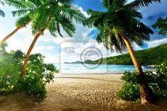Mahe island, Seychelles from pixersize.com. 23.4. x 16.5 in. $24