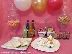 Ready to Pop Baby Shower Ideas including free printable games #BabyShower #ReadyToPop
