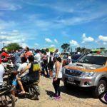 FOTOGALERIA: Paso del Dakar 2017 por Ciudad de Formosa (02/01/2017)