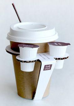 ДИЗАЙН И КОФЕ. (61 ФОТО) Такая упаковка непременно заставит покупателя взять баночку, пакетик или коробочку кофе в руки и ознакомиться с ней поближе. Читать всё: http://avivas.ru/topic/dizain_i_kofe.html