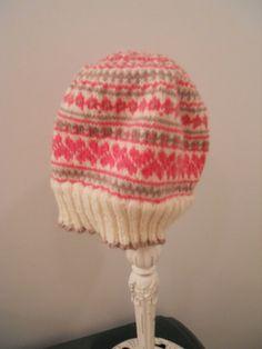 Fair Isle Baby Hat