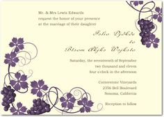 Enjoy the good afternoon in the vineyard and let this twirling grapevine spread news of your wedding to your friends and families! Wedding Scene, Wedding Season, Wedding Invitation Cards, Shower Invitations, Bridal Shower, Baby Shower, Vineyard Wedding, Grape Vines, Wedding Ideas
