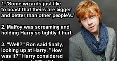 25 Harry Potter Quotes Taken Out Of Context. #7 Is Priceless.