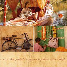 Indian Mood & Louis Vuitton.