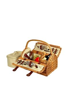 E um picnic a dois? bem romântico! Picnic at Ascot Sussex Picnic Basket for Two, London Plaid, http://www.myhabit.com/redirect/ref=qd_sw_dp_pi_li?url=http%3A%2F%2Fwww.myhabit.com%2Fdp%2FB007FDYKPQ