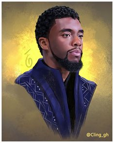 King T'Challa of Wakanda Black Panther Art, Black Panther Marvel, Marvel Comics, Marvel Films, Marvel Art, Black Panther Chadwick Boseman, By Any Means Necessary, Poses References, Black Artwork