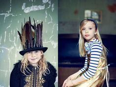 Children's Fashion editorial  Photo by katrine rohrberg