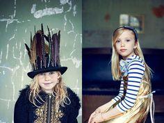 Children's Fashion editorial  Photo by katrine rohrberg