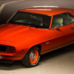 You sexy thing. #chevrolet #camaro #copo #chromecars #driveinstyle