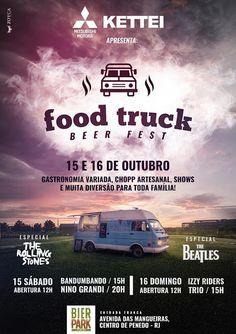 Força Metal BR: Food Truck Beer Fest com tributo aos Rolling Stone...