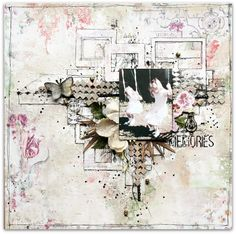 Blue Fern Studios: Two more layouts by Wilma with the beautiful Autumn Anthology collection . Scrapbook Journal, Scrapbook Paper, Scrapbooking Layouts, Digital Scrapbooking, Photo Layouts, General Crafts, Layout Inspiration, Altered Art, Art Projects