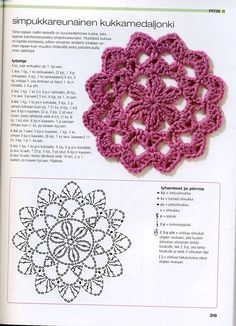 201 ideas en crochet libro de la web
