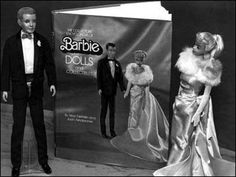 """The Barbie doll was invented in 1959 by Ruth Handler (co-founder of Mattel), whose own daughter was called Barbara. It was in March 1961 that the Ken doll was created by Mattel. He remained Barbie's boyfriend until the Mattel marketing department announced Feb. 12, 2004: """"Like other celebrity couples, their Hollywood romance has come to an end."""""""